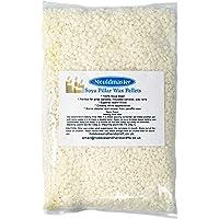 Mouldmaster Cire de soja pour Bougie, en granulés, de 5 kg - Couleur crème
