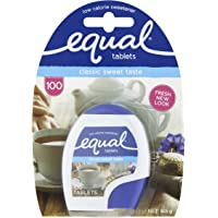 Equal Sweetener Tablets, 100 Pieces