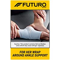 Futuro For Her Slim Silhouette Ankle Support, S/M , 1ct