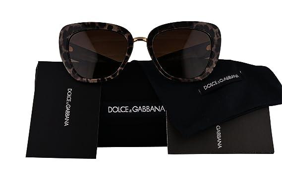 Amazon.com: anteojos de sol Dolce & Gabbana Authentic dg4296 ...