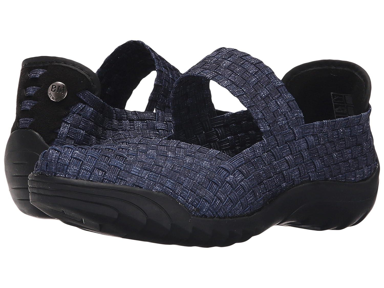 Bernie Mev Women's Champion Slip-on casual Shoe (41 M EU, Jeans) B074SZ1ZJR Parent