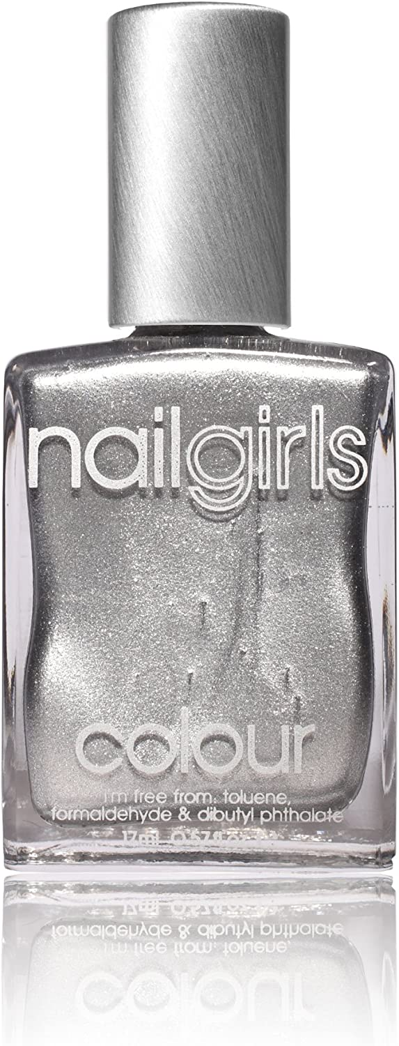 Nailgirls Londres Color Plata