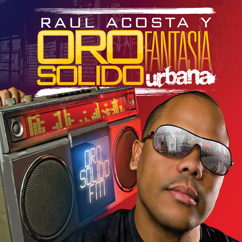 CD : Raúl Acosta - Fantasia Urbana (CD)