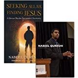 Nabeel Qureshi Book and DVD Set - Seeking Allah, Finding Jesus: A Devout Muslim Encounters Christianity + Nabeel Qureshi at Georgia Tech, DVD