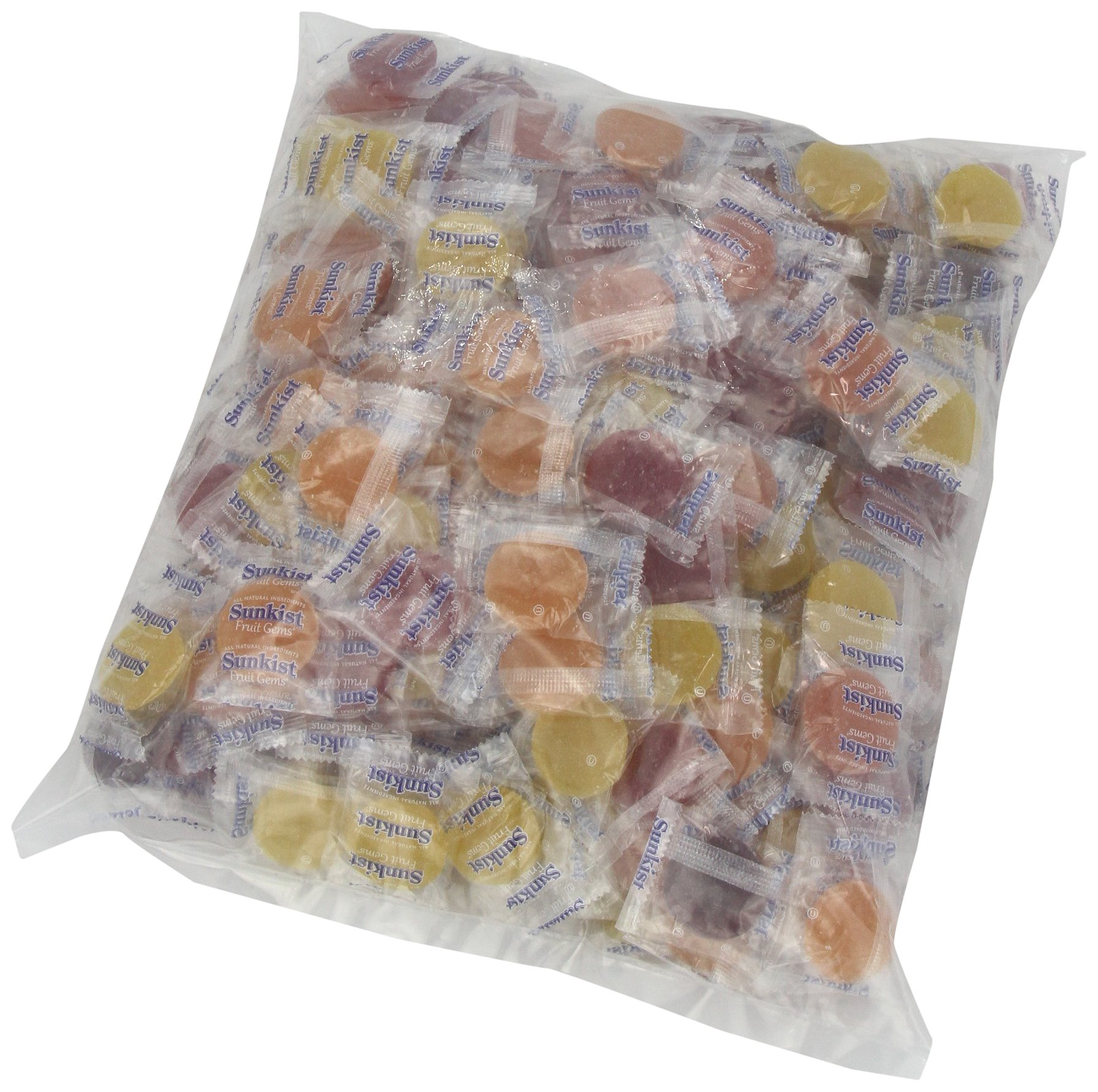 Sunkist Fruit Gems, 5-Pound Bag by Candy Crate (Image #5)