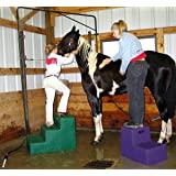 Over The Top, Horse Wash Unit