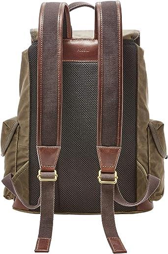Fossil Herren Rucksack Defender Backpack, Sacs à dos homme