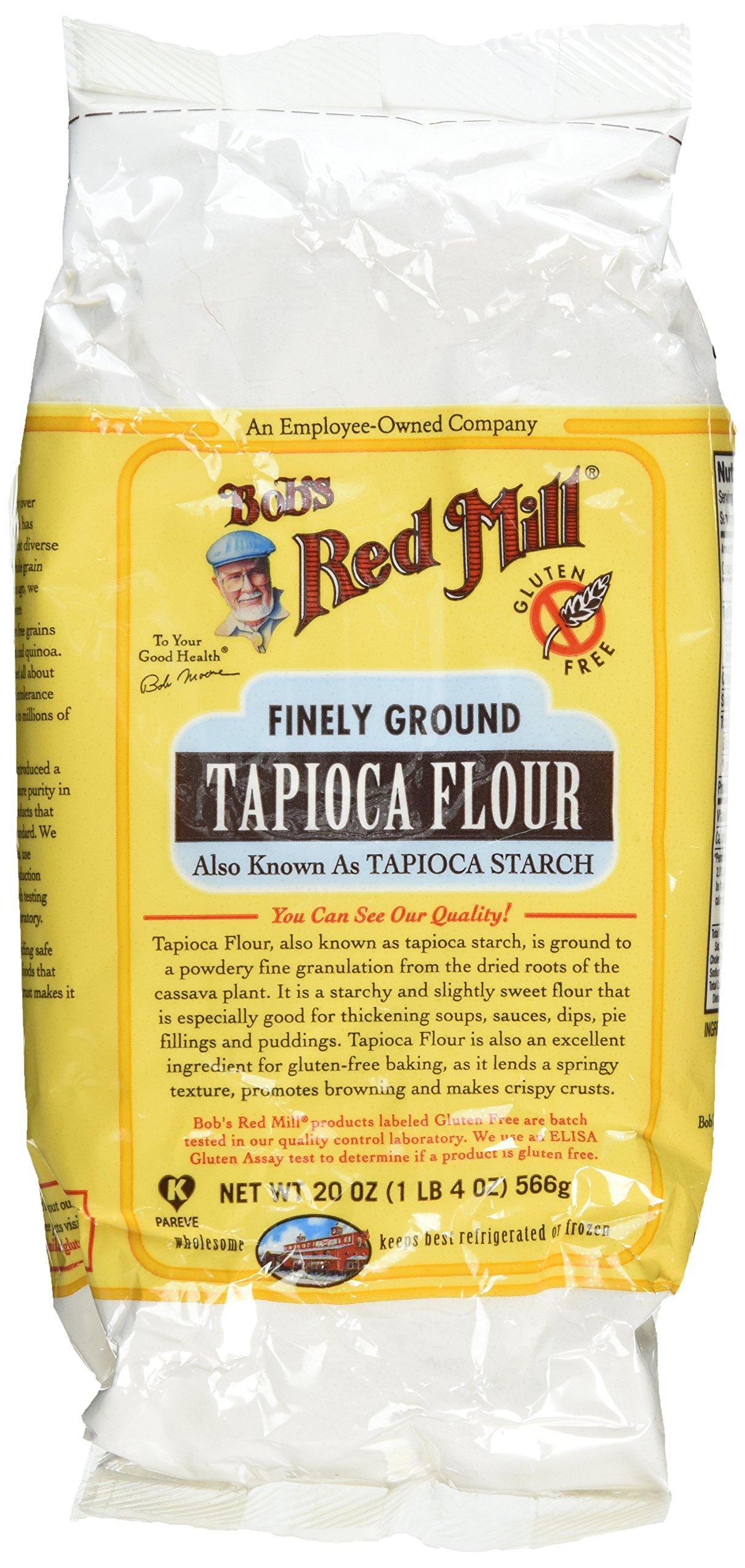 Bob's Red Mill Tapioca Flour - 20 oz - 2 pk