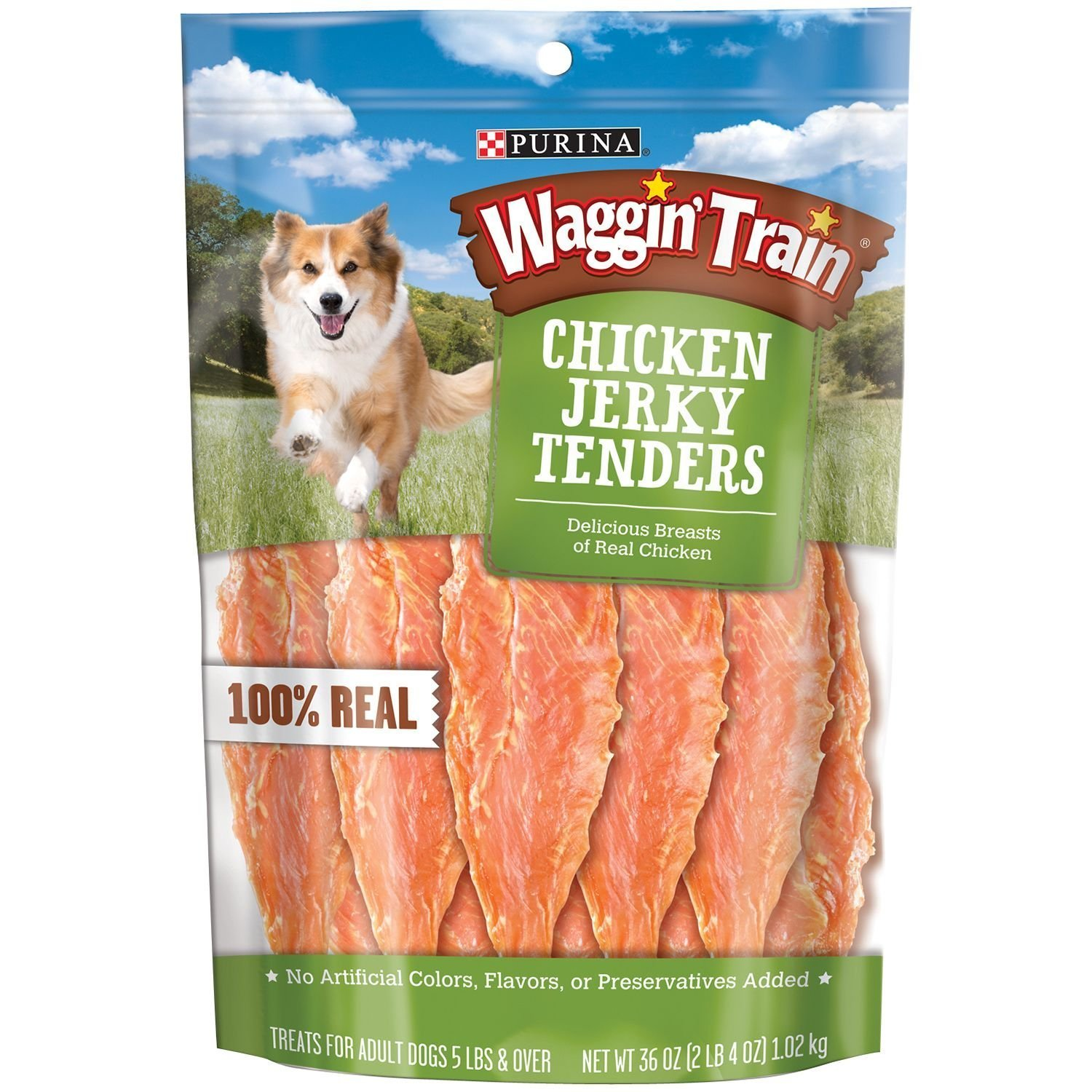 123 Treats Beef Dog Treats Esophagus 12 Inches – 20 Count 100 Natural Healthy Chews for Dogs – Meat Jerky Snack Free of Preservatives, Hormones Antibiotics From Grass Fed Cattle