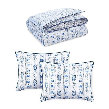 a70d40c998 Amazon.com: Ralph Lauren Nora King Comforter Set: Home & Kitchen