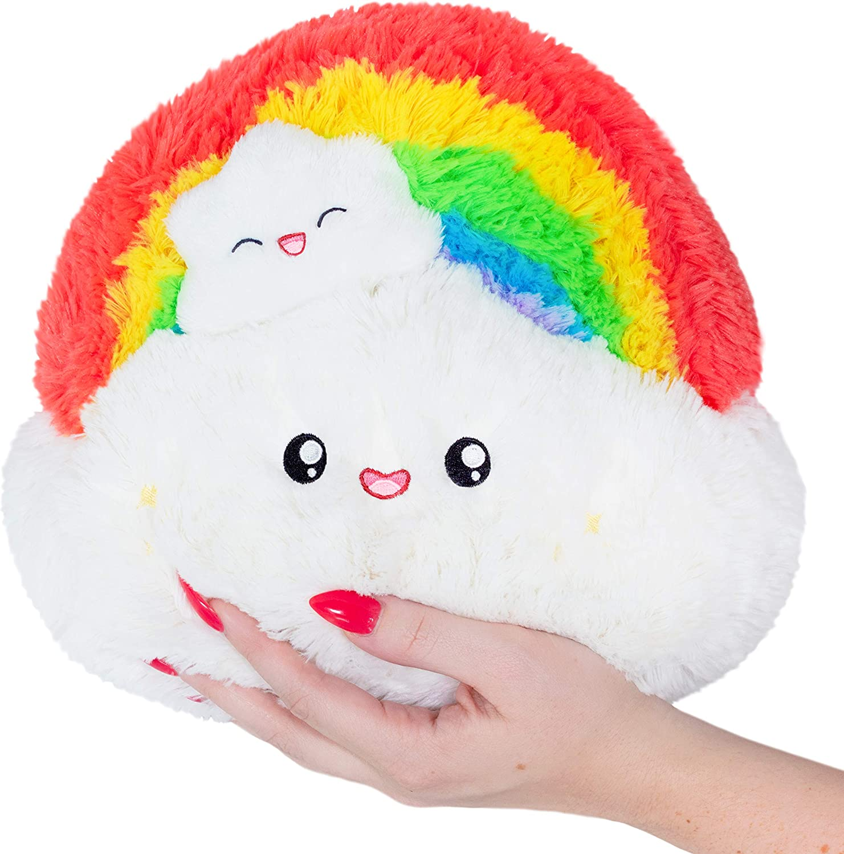 """Squishable / Mini Rainbow - 7"""""""