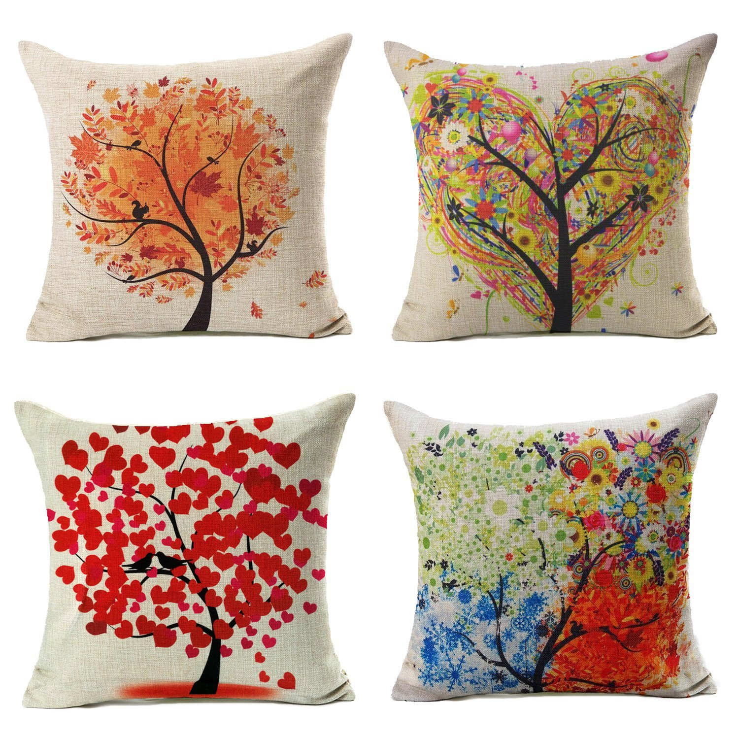 cover plant jakarta cushion next bali ikea uk pillow argos throw dunelm ebay wool cases home highland decor covers nordic in effect check autumn green full size pillows onl leaf made pair tartan watercolor online