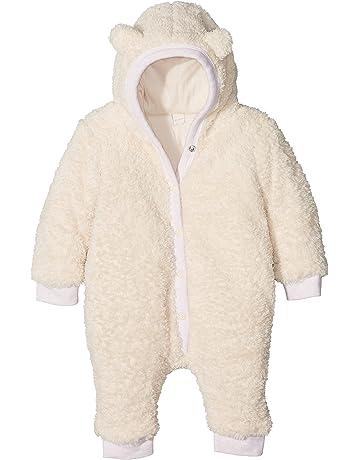 Esprit Kids Latzhose, Petos Unisex bebé, Blanco (Off White 110) 68 cm