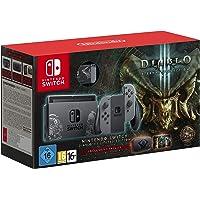 Nintendo Switch Oyun Konsolu, Diablo III, Gri