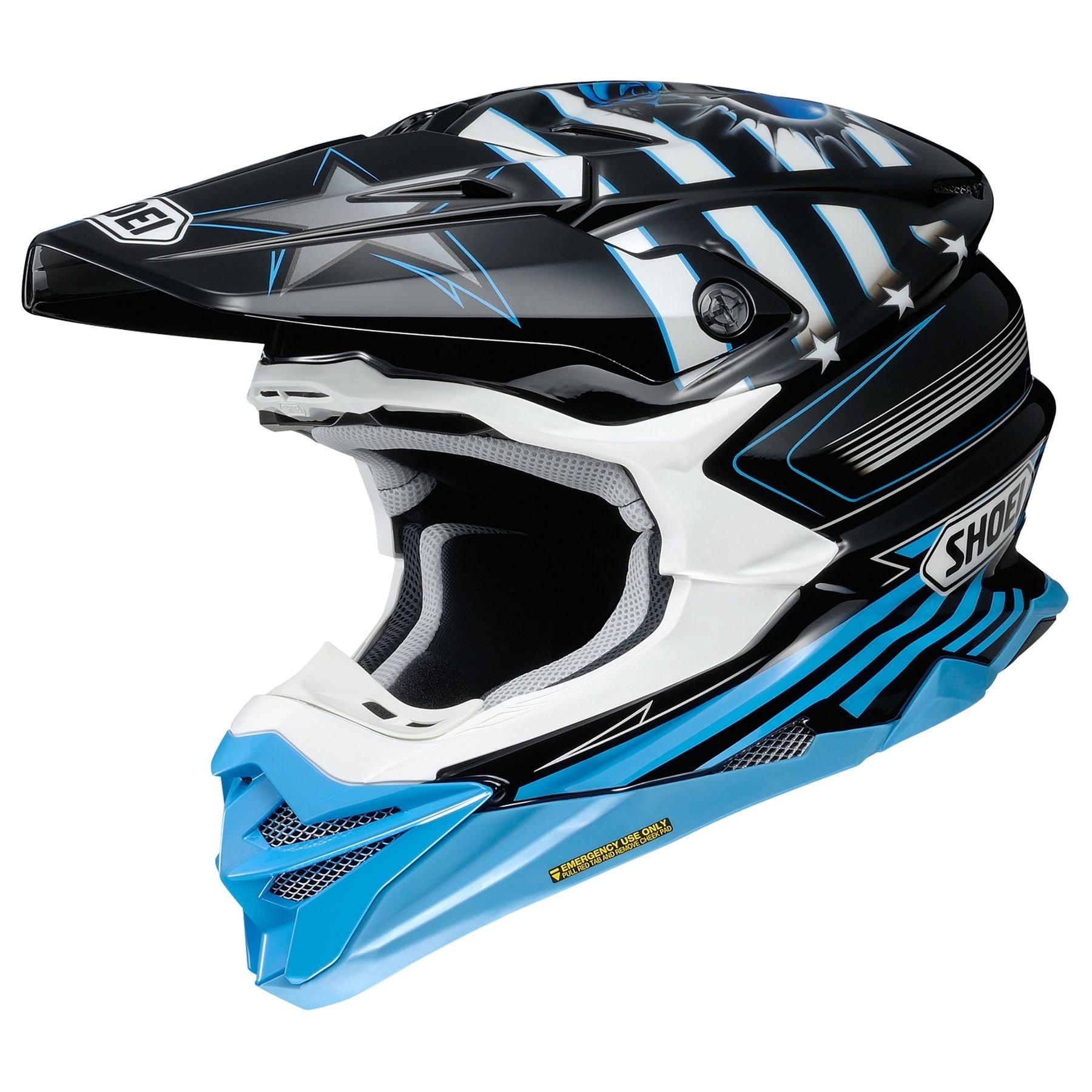 Shoei VFX-EVO Helmet Grant TC-2