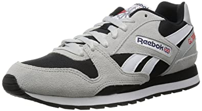 4d06763fb14ef6 Reebok Men s Gl 3000 Low-Top Sneakers  Amazon.co.uk  Shoes   Bags