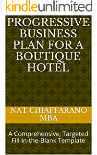 Motel Hotel Business Plan Template Including Free Bonuses - Boutique hotel business plan template