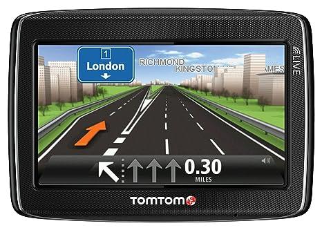 """TomTom GO LIVE 820 - EU - GPS para coches de 4.3"""" (mapas de"""