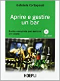 Aprire e gestire un bar