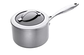 Scanpan CTX Covered Saucepan