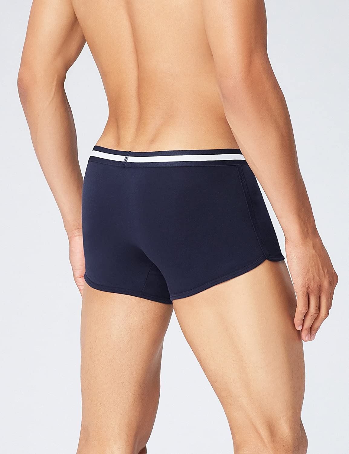 find Pack of 5 Brand Mens Cotton Trunk
