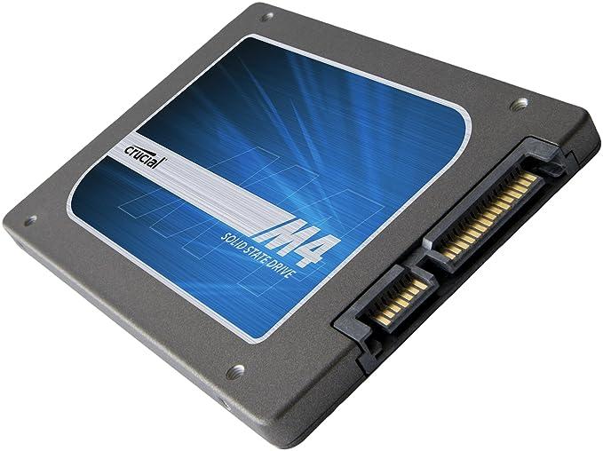 Crucial M4 - Disco Duro sólido Interno de 64 GB (2.5