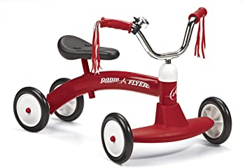 Radio Flyer Scoot-About Toddlers Scooter