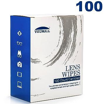 ibuytop 100 lente toallitas - prehumedecidas toallitas de limpieza Limpiador portátil de viaje con luz Fragancia nonirritating: Amazon.es: Electrónica