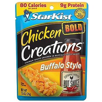 StarKist Buffalo Style 2.6 oz. Canned Chicken