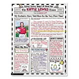Amazon Price History for:Scholastic Instant Personal Poster Sets, Extra Read All About Me, 17 x 22 Inches, 30/Pack (SHS0439152917)