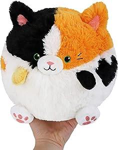"""Squishable / Mini Calico Cat - 7"""""""