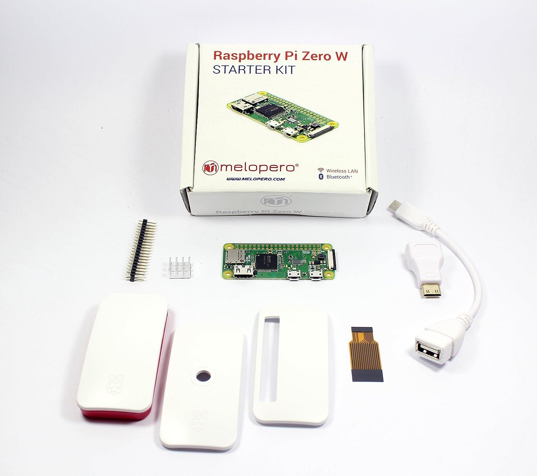 Melopero Raspberry Pi Zero W Starter Kit