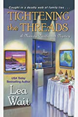Tightening the Threads (A Mainely Needlepoint Mystery Book 5) Kindle Edition