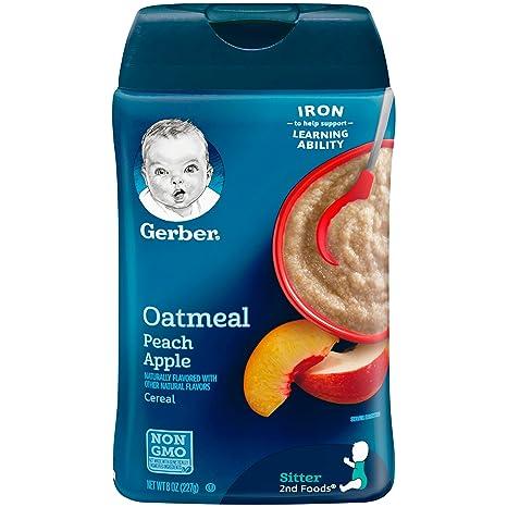 Gerber - Cereal para bebé: Amazon.com: Grocery & Gourmet Food