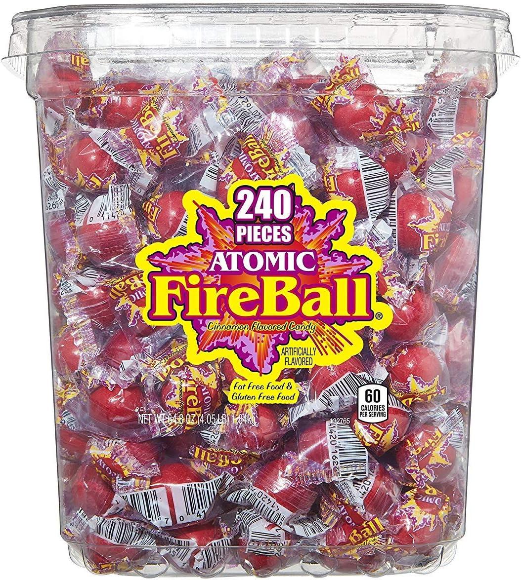 Ferrara Bolas de Fuego Candy Bulk Bag.2 Pack: Amazon.es: Deportes y aire libre