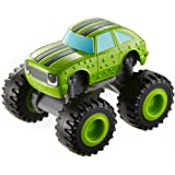 Blaze y los Monster Machines Nickelodeon - Vehículo pickle, color verde(Mattel CGF23)