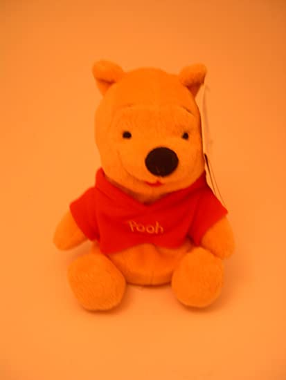 Awe Inspiring Disney Winnie The Pooh Beanbag Friend 5 Bean Bag Plush Ncnpc Chair Design For Home Ncnpcorg