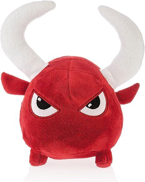 Badtoro Peluche de Toro Mediano (Rojo): Amazon.es: Juguetes y juegos