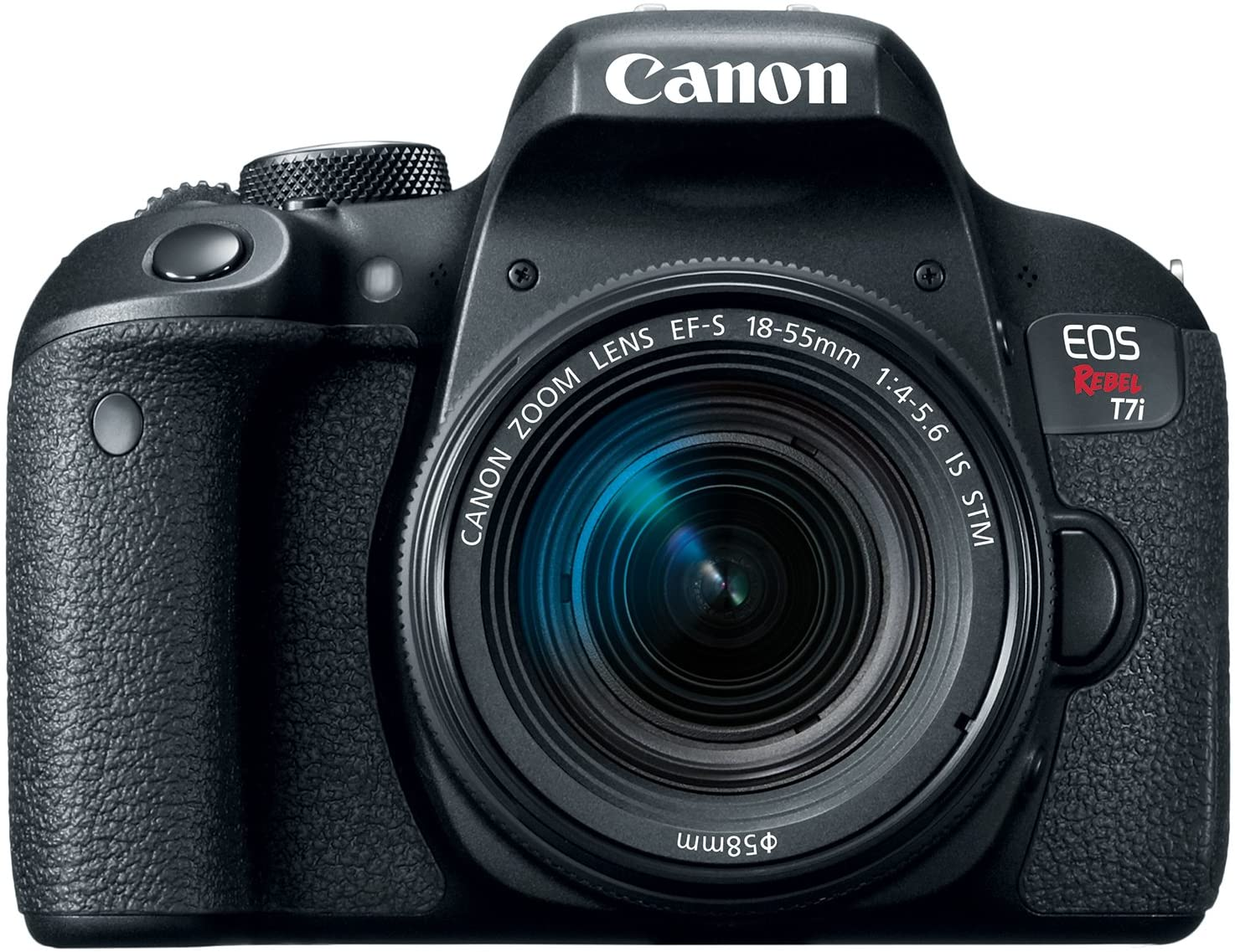 Canon Rebel T7i camera for influencers