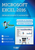 Master Microsoft Excel 2016 Training Course - From Beginner to Advanced Level
