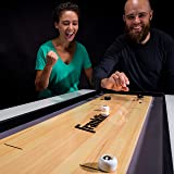 Franklin Sports 2-in-1 Shuffleboard Table and