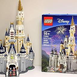 Amazon com: LEGO Disney Castle 71040: Toys & Games