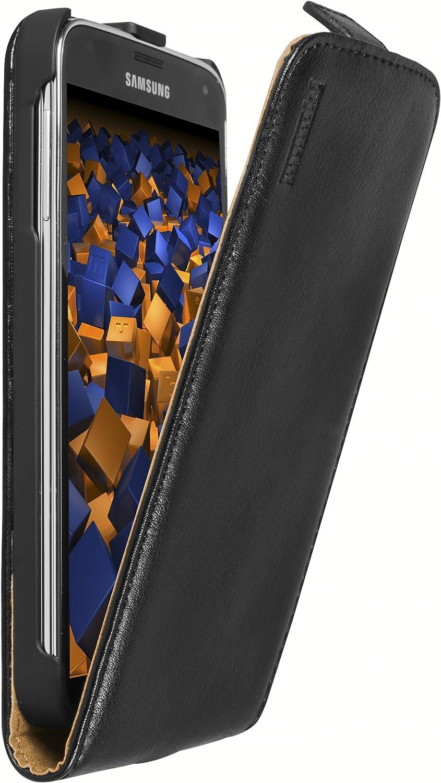 Mumbi FlipCase - Funda para Samsung Galaxy S5, negro: Amazon.es ...