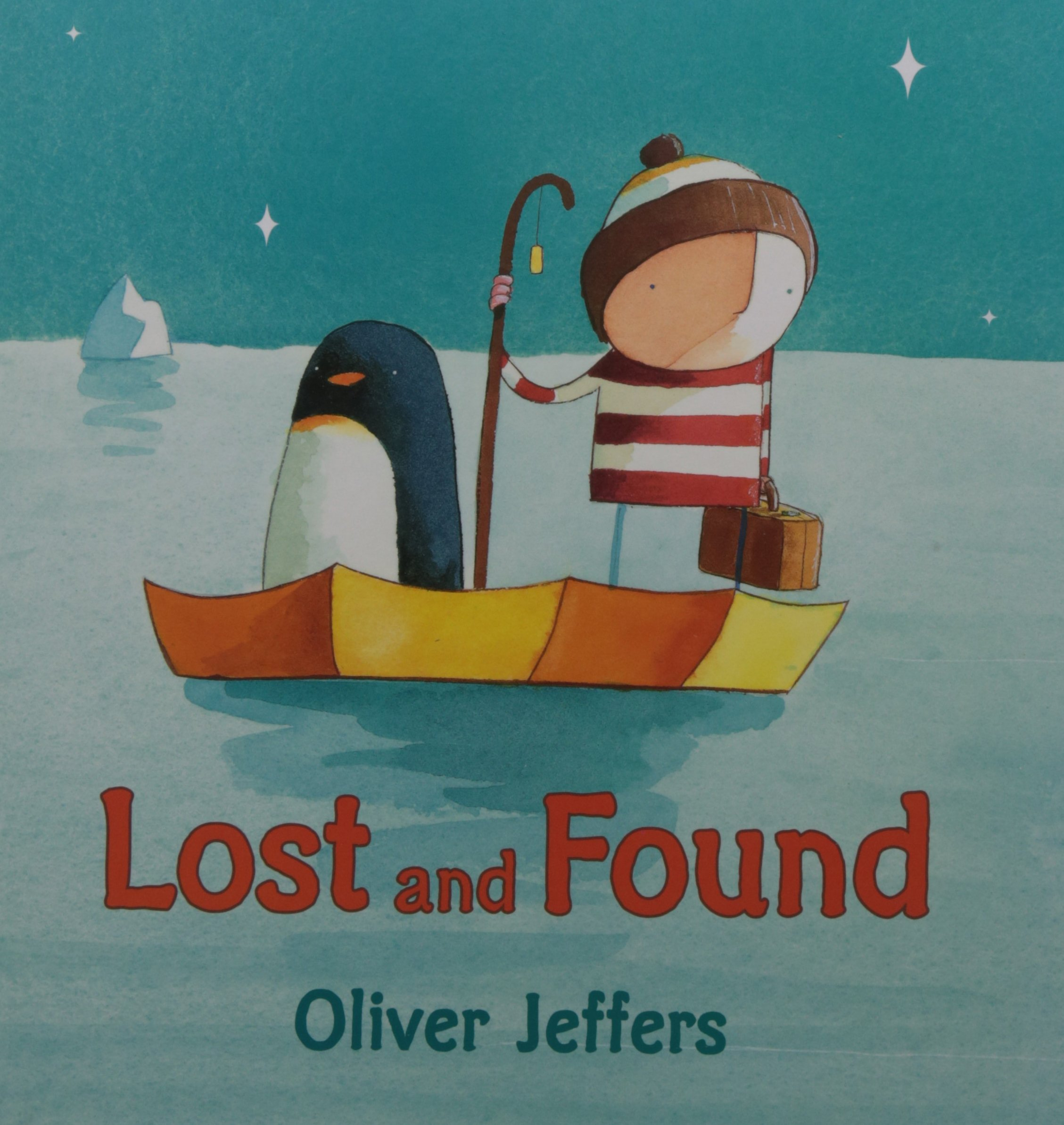 Lost Found Oliver Jeffers