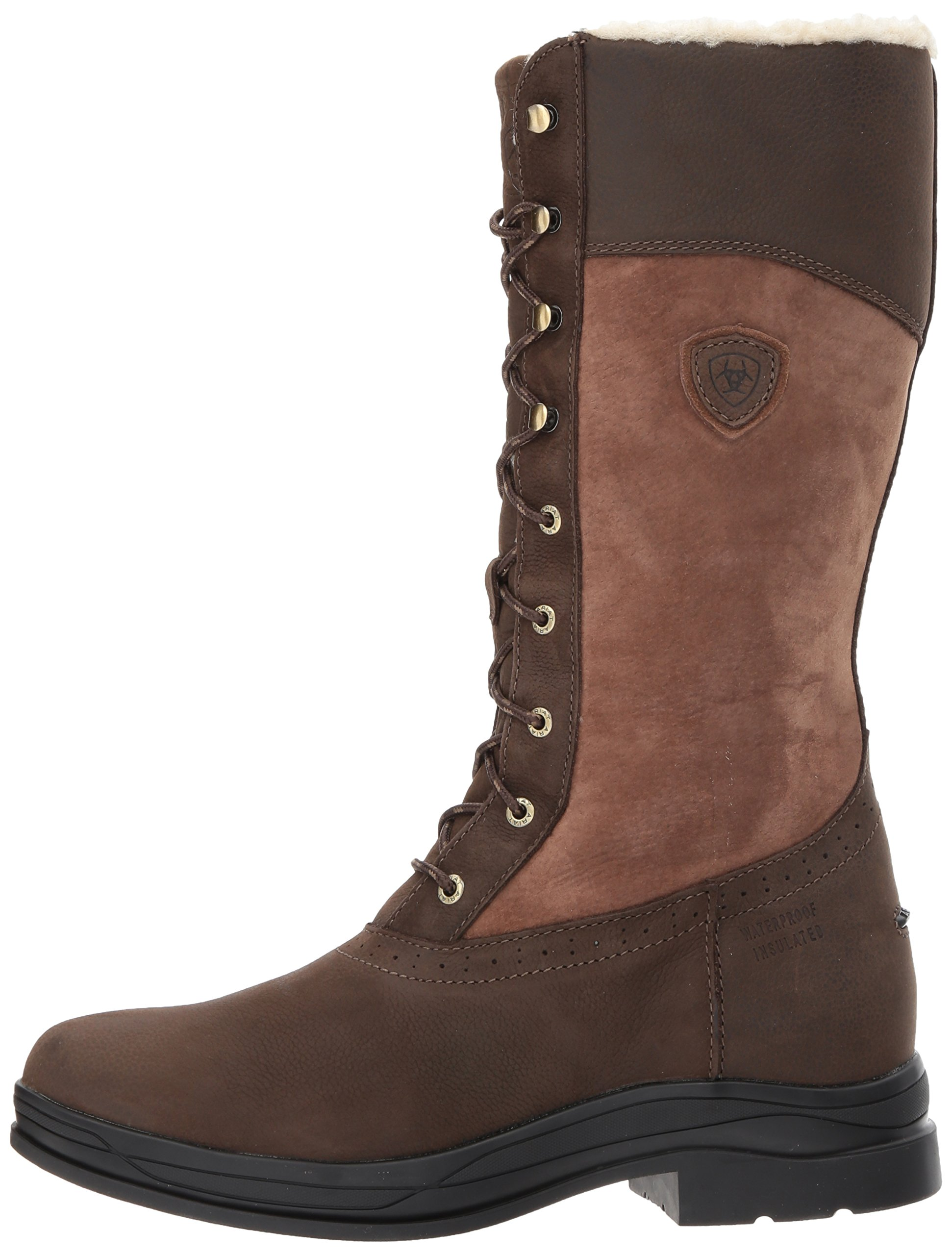 Ariat Women's Wythburn H2O Insulated Country Boot, Java, 7.5 B US by Ariat (Image #5)