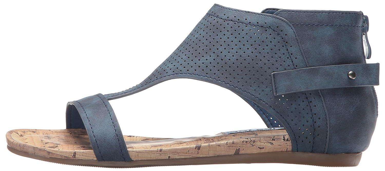 2 M Lips Too Women's Clover Dress Sandal B072F7QCYL 6.5 M 2 US|Blue 80e487