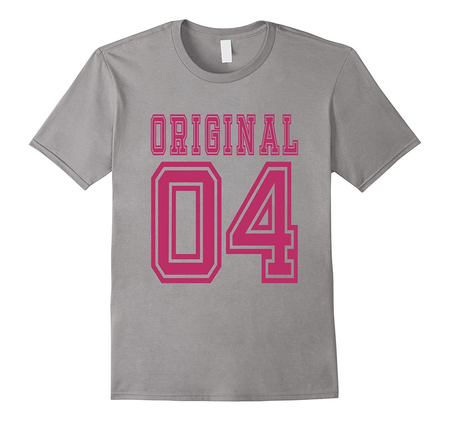 2004 T-shirt 13th Birthday Gift 13 Year Old Girl B-day Cute-TH
