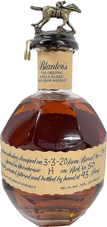 Blantons Bourbon Original Whiskey (1 x 0.7L)