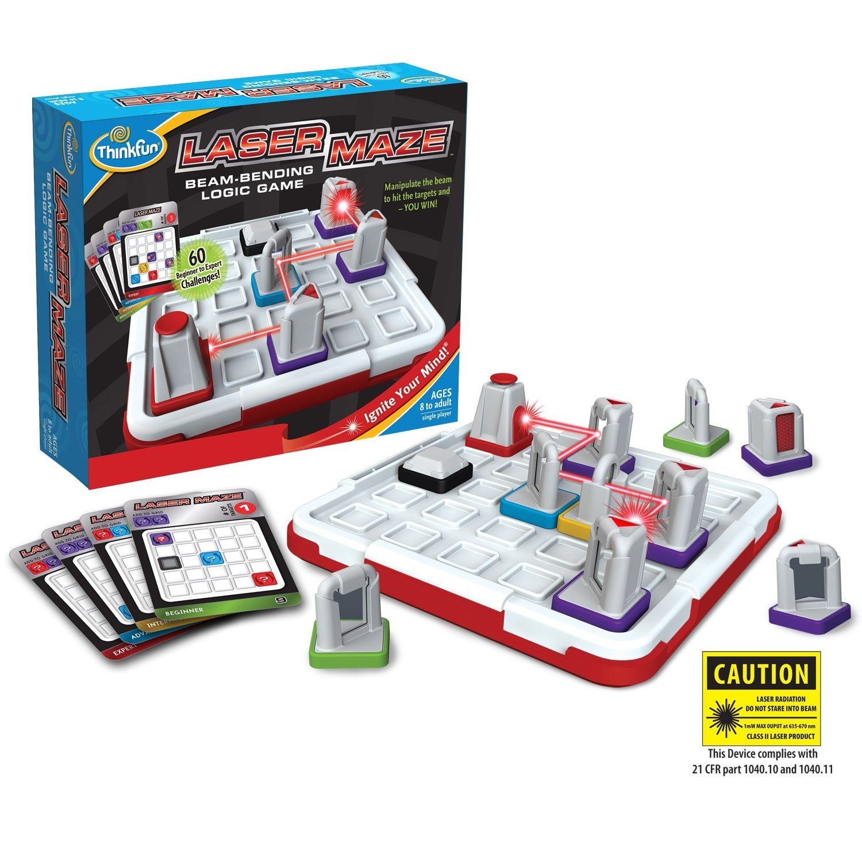 Laser Maze Maze Logic Game Game [並行輸入品] Logic B01844JL4O, 半額インク:7c6f881b --- m2cweb.com
