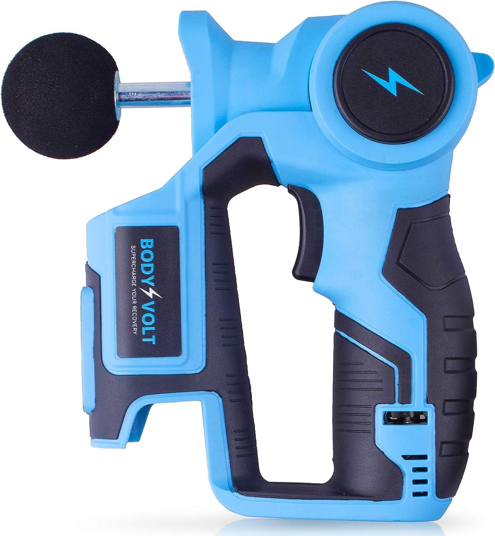Body Volt Premium Powered Massage Gun, Trigger Point Percussion Muscle Massager